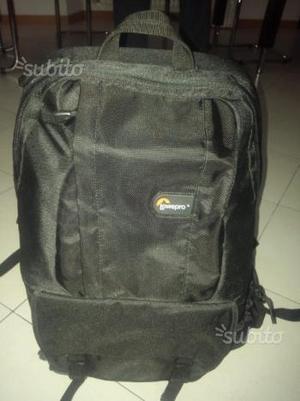 Zaino Lowepro Fastpack 250 Reflex fotografia