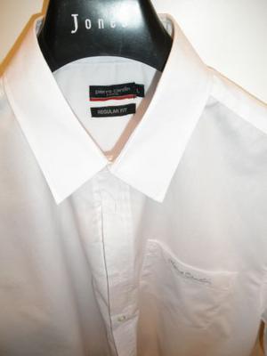Camicia estiva uomo Pierre Cardin tg L, collo 42, NUOVA MAI