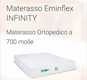Materasso Matrimoniale Eminflex Renova Posot Class