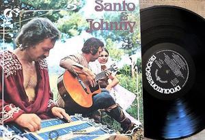 Santo & Johnny Disco Vinile Vinyl LP 33 giri  Pacan 714