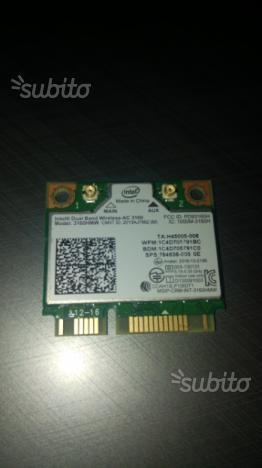 Scheda di rete .Hmwwb.R Dual Band wifi-ac PCI