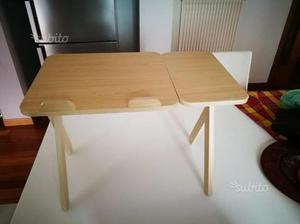 Vassoio da letto tavolino tavolo porta pc notebook posot - Tavolino da letto per pc ...