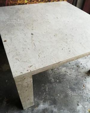 Tavolino vintage in marmo