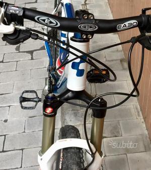 Bicicletta MTB Cube LTD Race taglia L