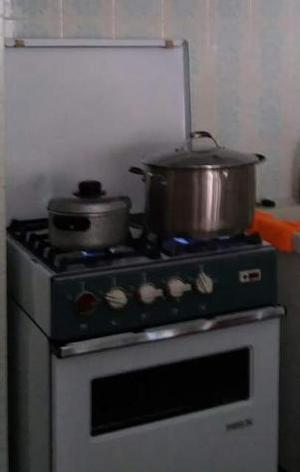 Cucina 4 fuochi con forno