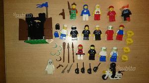 Lego minifigure anni 80'