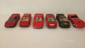 Modellini Ferrari scala