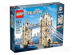 TOWER BRIDGE LEGO  - Ancora Sigillato