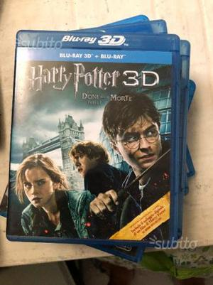 Blu-Ray Harry Potter E I Doni Della Morte Parte 1