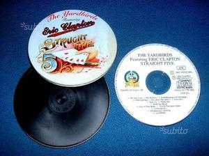 "CD "" The Yardbirds Featuring Eric Clapton"