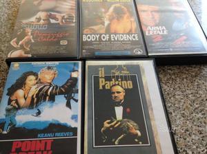 Collezione video film
