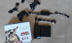 Console sony playstation 2 ps2 e 8 giochi