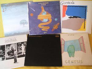 Genesis - Collezione 15 dischi Lp 33 giri