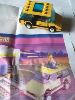 Macchina Lego vintage /Lego