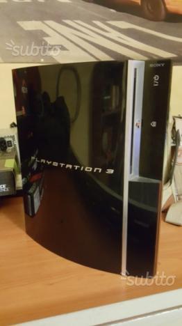 PS3 Fat per pezzi di ricambio