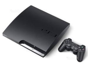 Playstation 3 slim 320 gb con 27 giochi