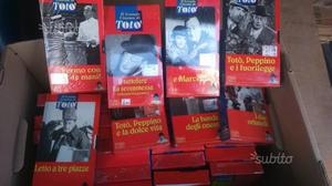 Raccolta Film di Totò in VHS