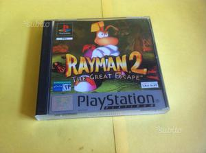Rayman 2 The great escape Gioco ps1-ps2-ps3