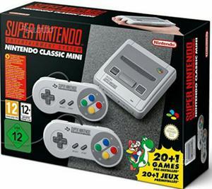 Super Nintendo Classic Mini - Snes Mini
