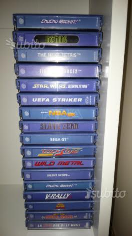 Giochi Dreamcast Europei