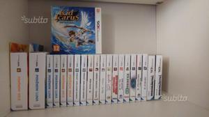 Giochi console nintendo 3ds/2ds/ds pokemon e mario