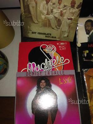 100 lp originali di musica disco-funk anni '70
