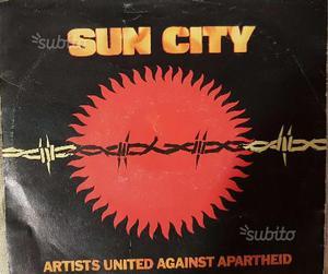 45 Giri - Sun city Artisti vari