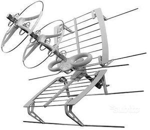 Antenna sigma combo fracarro