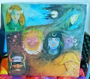 """King Crimson """" In the wake."""" LP SIGILLATO"""