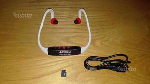 Lettore MP3/radio sport Audiola memoria 8GB