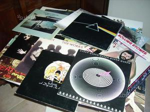 Vinile LP 33 giri musica pop e rock 50 LP