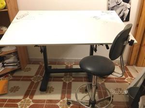 Tavolo Da Disegno Artistico : Tavolo da disegno luminoso usato tavolo luminoso attrezzi da