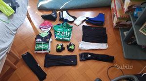 Abbigliamento ciclismo nuovo/usato