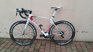 Bici corsa Giant TCR carbonio Dura Ace 11v