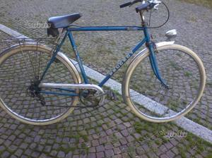Bici marca Peugeot in acciaio