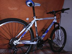 Bici mountain bike 26 bianchi usata funzionante