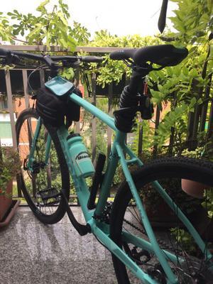 Bicicletta Bianchi C 2.5 Sport