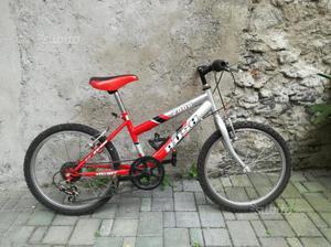 Bicicletta bambino Mountain bike rush