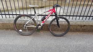 """Bicicletta in alluminio 26""""Mtb bianchi"""