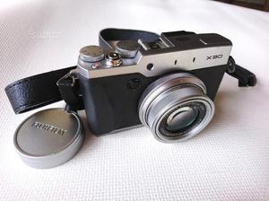 Fotocamera digitale usata Fuji x 30