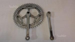 Guarnitura vintage in ferro per bici da corsa