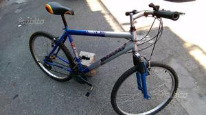 Mountain bike 26 ammortizzata Bugno