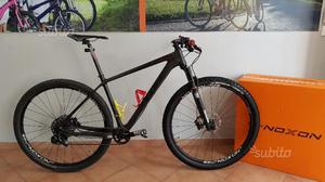 Mtb MountainBike cube reaction full carbon 29