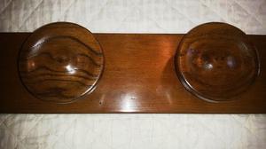 appendiabiti in legno massello RIBASSATO