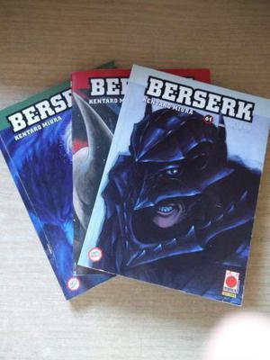 Berserk da1 a 63 prima edizione