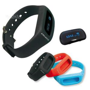Braccialetto fitness ti-401 bluetooth majestic