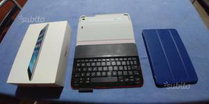 Ipad mini 16gb wi fi cellular e tastiera