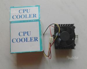 Ventola di raffreddamento CPU