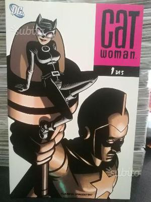 Catwoman serie completa da 1 a 6