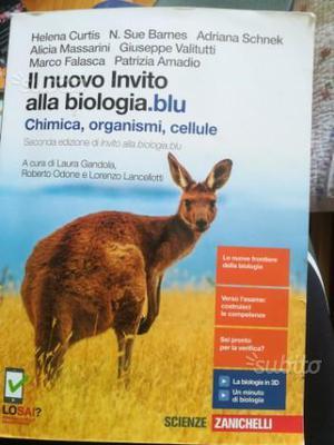Il nuovo invito alla biologia blu